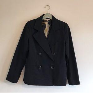 cAbi Black Luxe Tux Blazer Jacket